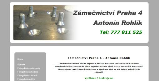 Zámečnictví Praha 4