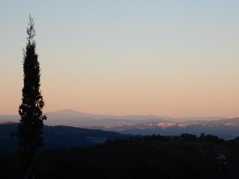 Na dohled je Perugia