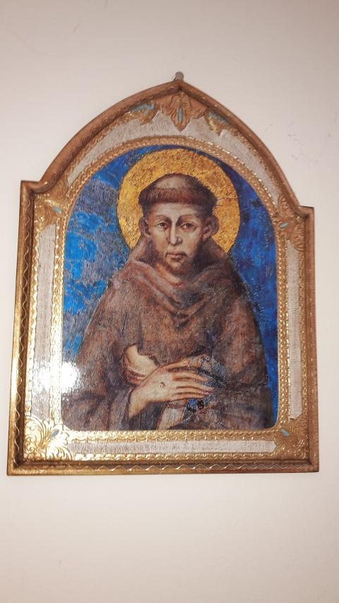 c sv. František z Assisi (1182-1226)
