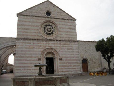Assisi svatá Klára