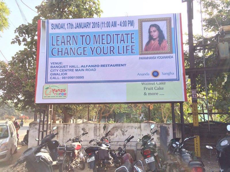 Cecilie učí v Indii