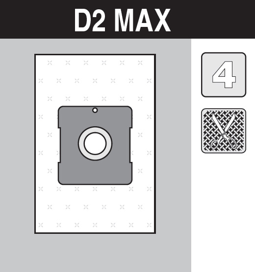 sáček do vysavače d_2_max