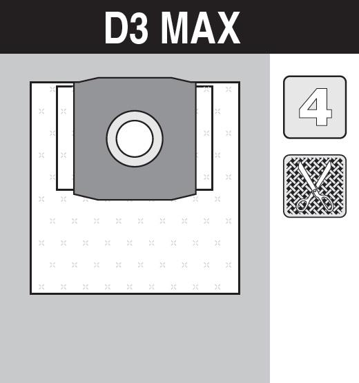 sáček do vysavače d_3_max