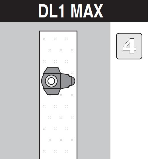 sáček do vysavače dl_1_max