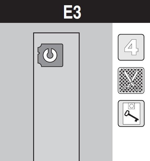 sáček do vysavače e3