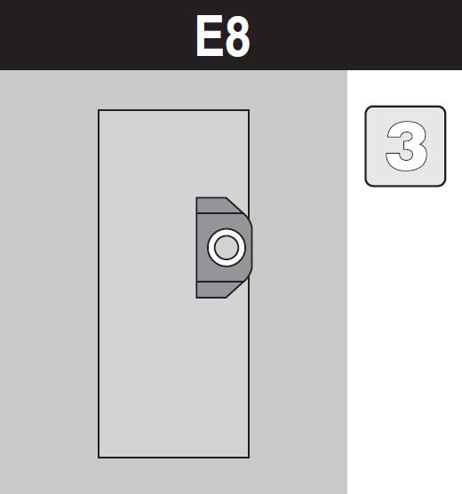 sáček do vysavače e8