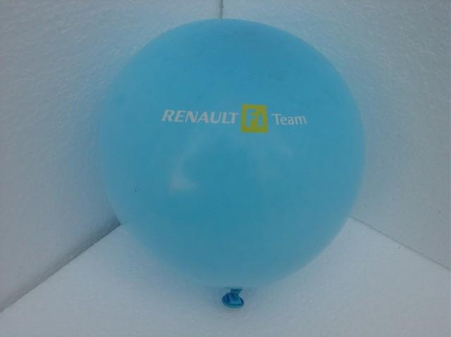 sítotisk potisk nafukovací balonky