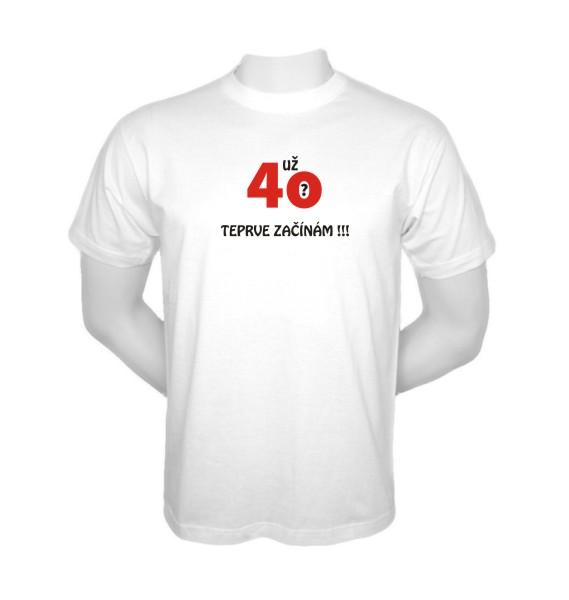 Narozeninové tričko