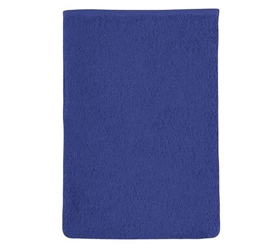 Froté žínka tmavě modrá