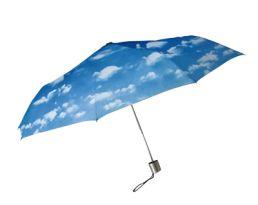 deštník skladací mraky