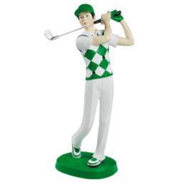 firemní trofeje golfista