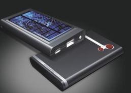 solární nabíječka telefon